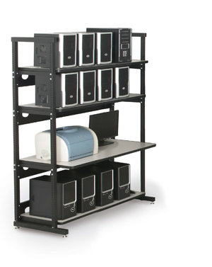 Racks, Work Stations & Accessories