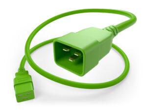 IEC-320 C19 to C20