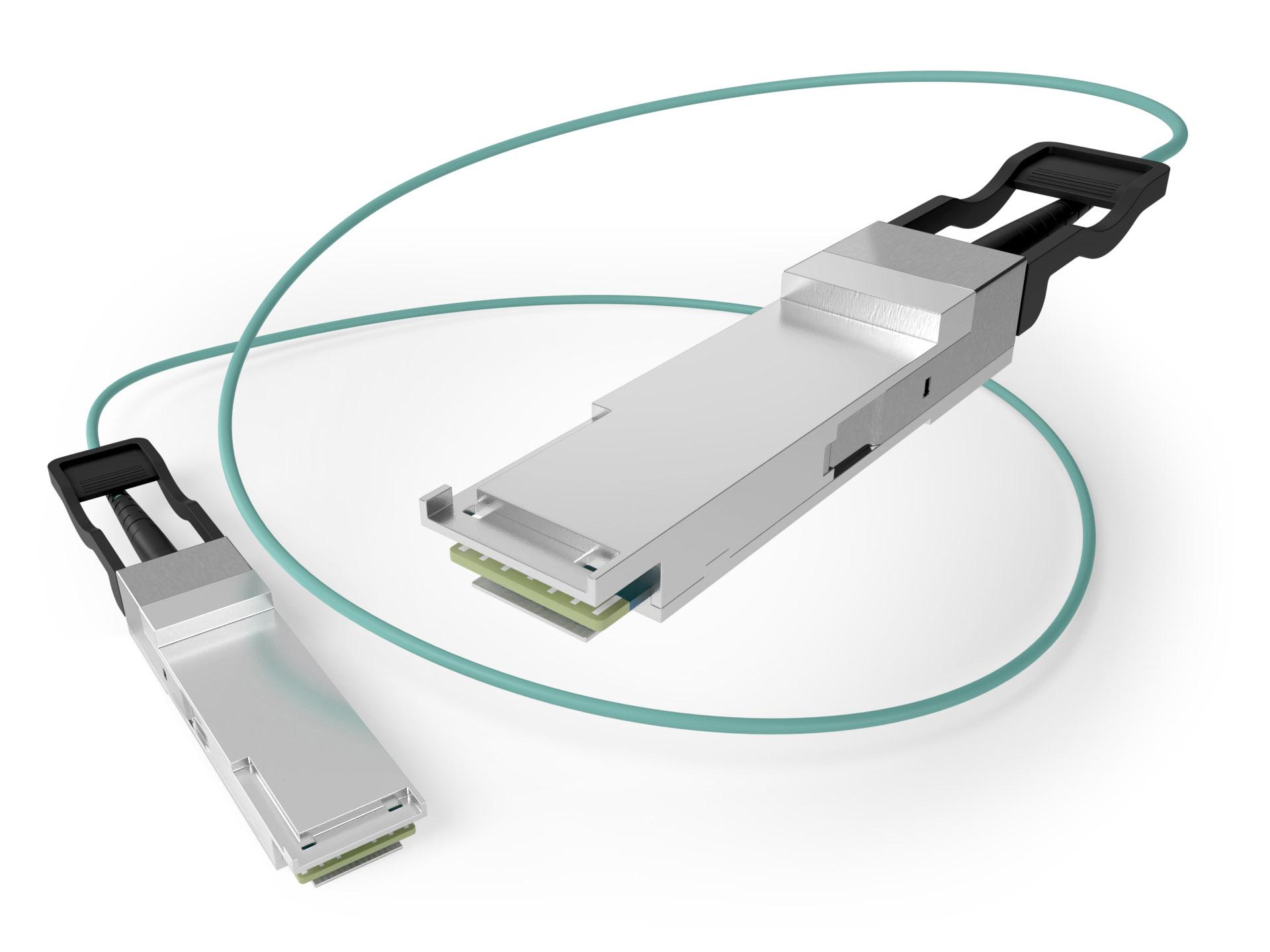 QSFP+ AOC Cables
