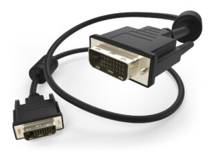 DVI-D male to male cable